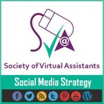social media for virtual assistants