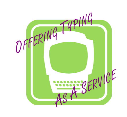 Typing as a service