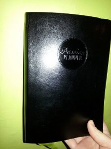 Passion Planner Diary