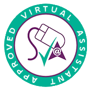 UK virtual assistant approved by www.SocietyofVirtualAssistants.co.uk