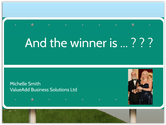 Virtual Assistant Awards - And the winner is