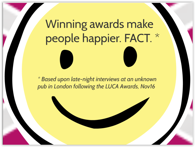 Virtual Assistant Awards - Winning Awards Make People Happier