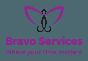 Stefanie Vanjo-Carnell - Bravo Services - logo