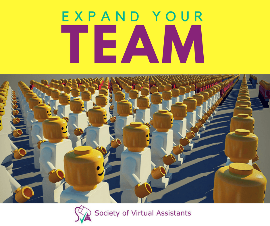 Expand Your Virtual Assistant Team