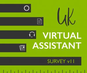 UK VA Survey - virtual assistant statistics