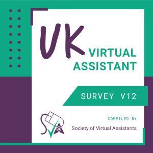 UK VA survey v12 - virtual assistant statistics data